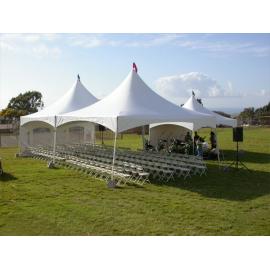 Tente Pagode de Luxe - 4X4