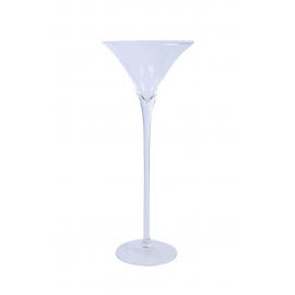 Vase Martini Blanc - Hauteur 70 cm