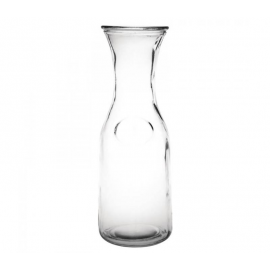 Location Carafe en Verre - 1 litre