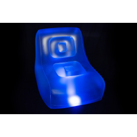 Fauteuil Gonflable Lumineux