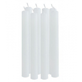 Bougie Blanche pour Chandelier