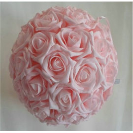 Boule de Roses Roses - Diam 30 cm