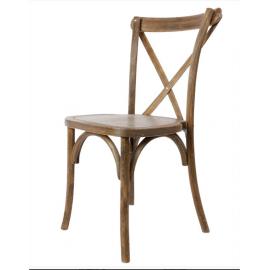Chaise en Bois Vintage