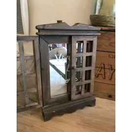 Fenêtre Miroir en Bois