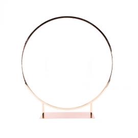 Location Centre de Table Cercle 80 cm - Rose Gold