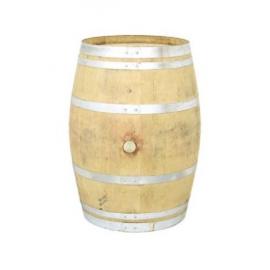 Tonneau de Vin en Bois