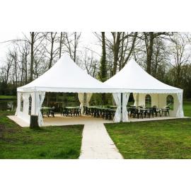 Location de Tente Pagode de Luxe - 5X5