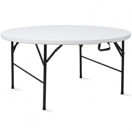 Table ronde de 180 cm -10 places