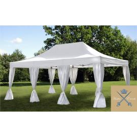 Tente avec Rideaux - 4 X 6 - 24 m2