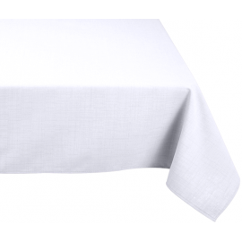 Nappe Blanche - Table Rectangulaire