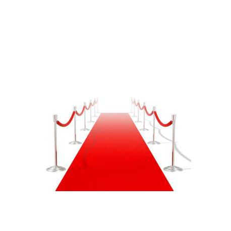 Tapis Rouge - Largeur 1 m
