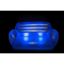 Canapé Gonflable Lumineux