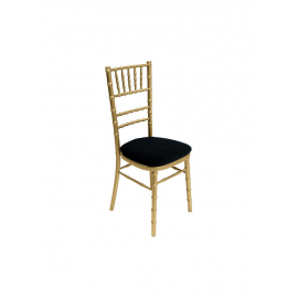 Location Chaise Joséphine Doré