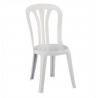 Location de Chaise Blanche en plastique pour Réception