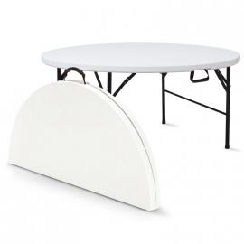 Table ronde de 150 cm - 8 places