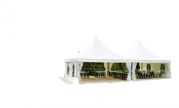 Nous vous proposons la location de Tentes Pagodes !!!