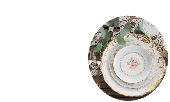 Nous vous proposons un catalogue d'Art de la Table Vintage !!!